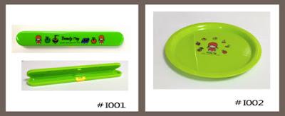 chopsticks box, Plastic box, plastic plate
