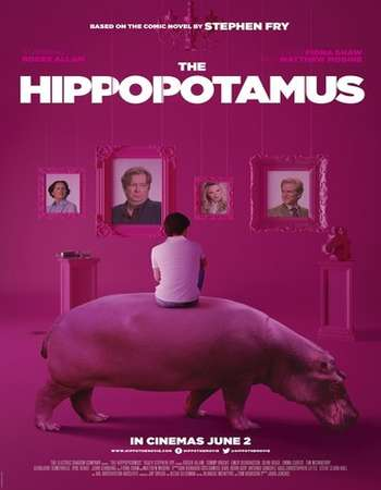 The Hippopotamus 2017 Full English Movie BRRip Download