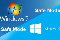 Cara masuk ke Safe Mode Windows 10 dan 7