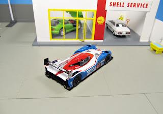 1/64 Nissan   Le Mans