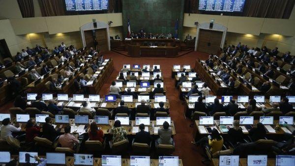 Diputados chilenos aprueban proyecto de reforma constitucional