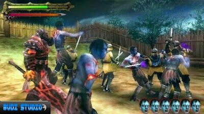 Download Undead Knights PPSSPP Android 3
