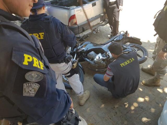 Mais de 50 pessoas são detidas na PB em operação nacional
