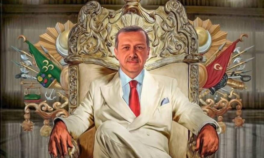 «L' État, c'est moi» για τον «κληρονόμο του Ισλάμ» Ερντογάν