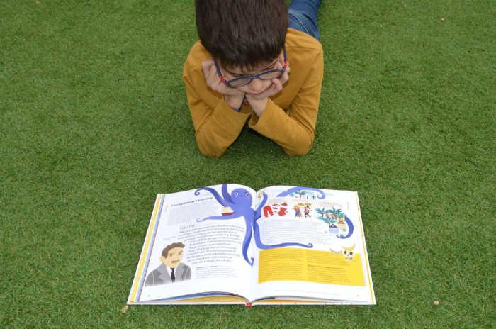 libros infantiles editorial a fin de cuentos aventuras desventuras alimentos cambiaron mundo