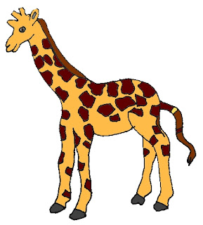 Short essay on Giraffe