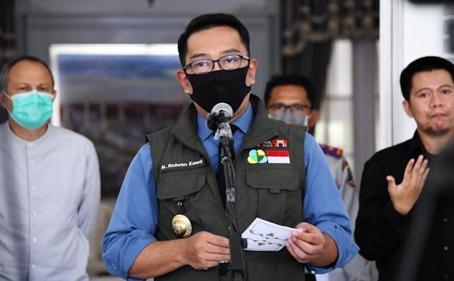 Siap Dicopot dari Jabatan, Ridwan Kamil: Semua Kekisruhan Ini Berawal Dari Pernyataan Mahfud MD