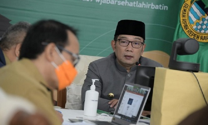Gubernu Jabar : Soal Kisruh Prokes Menko Polhukam Harus Bertanggung Jawab