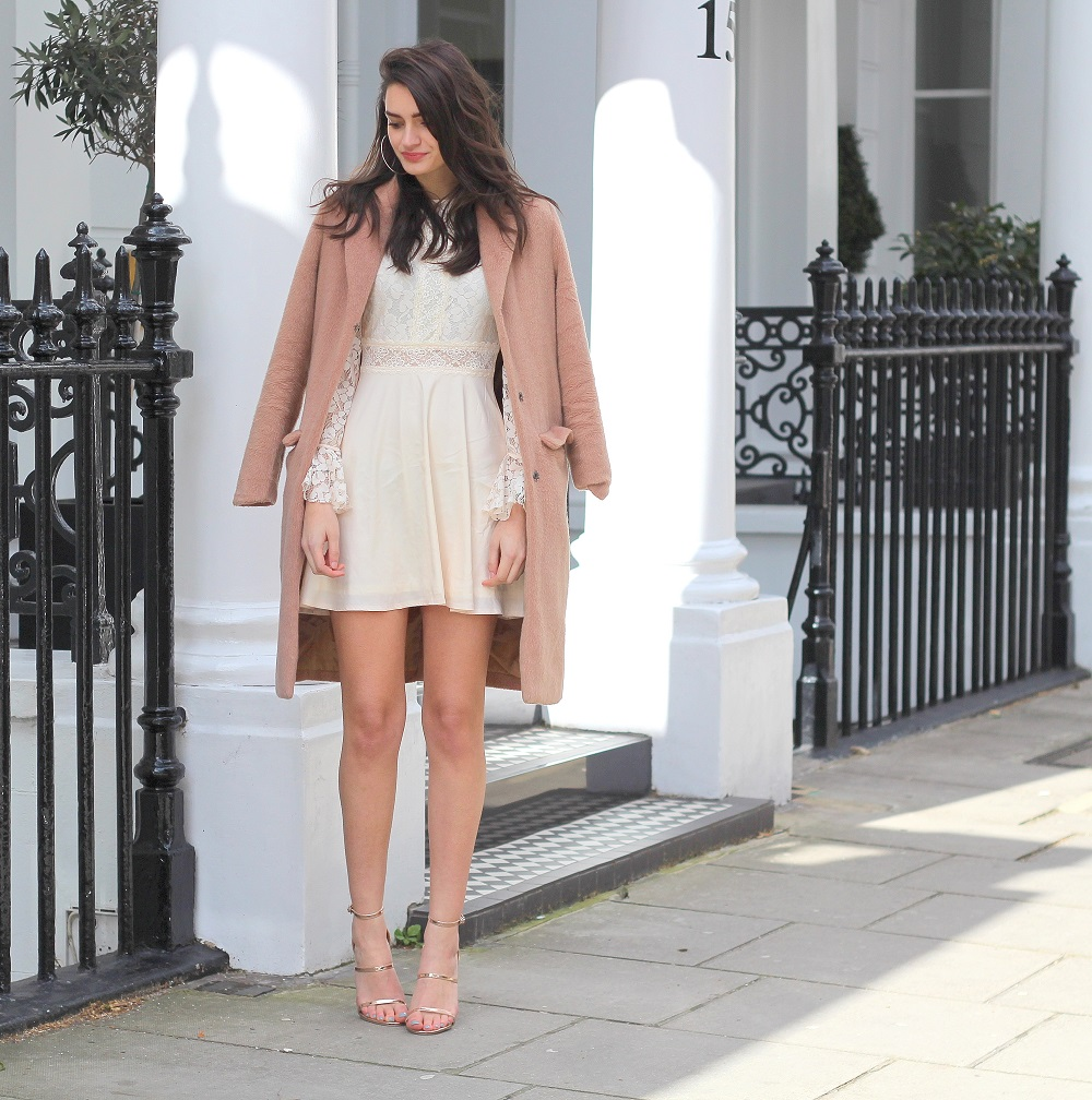 spring party wear peexo blogger