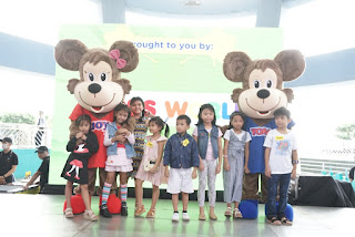 SM hosts the biggest kiddie party at MOA