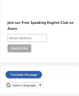 How can you subscribe to Learn Special English mailing list?