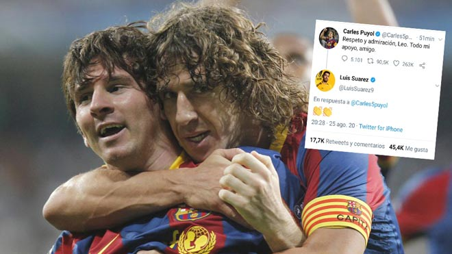Messi gửi fax đòi rời Barca: Fan biểu tình ngoài Nou Camp, quan lớn xúc động chia tay 3