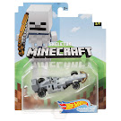 Minecraft Skeleton Hot Wheels Character Cars Figure