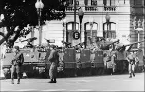 pasukan junta militer argentina yang membantai puluhan ribu orang