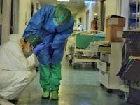 Perawat Pasien Corona di Sukabumi Dapat Kabar Istri Meninggal Setelah 22 Hari Tak Jumpa