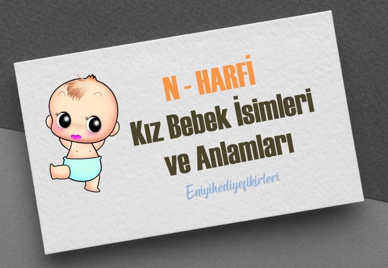 N Harfi Kız Bebek İsimleri