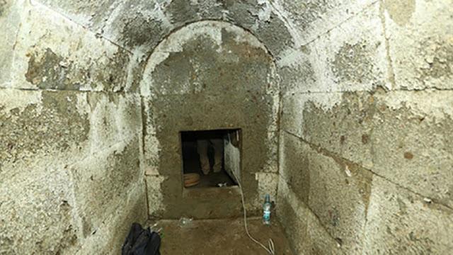 Τάφος 2300 ετών ανακαλύφθηκε στην Σαμψούντα στον Πόντο!