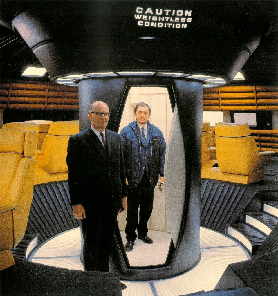 arthur c clarke 2001 a space odyssey interview