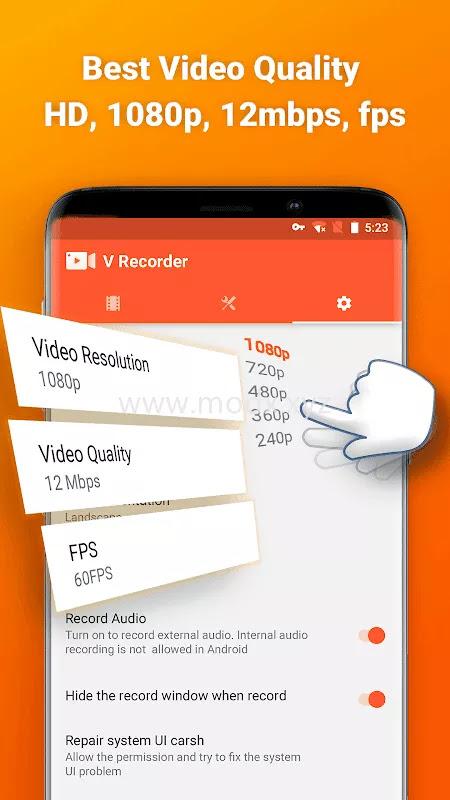 V Recorder Editor (MOD, VIP Unlocked)