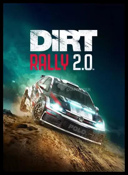 تحميل لعبة DIRT RALLY 2.0