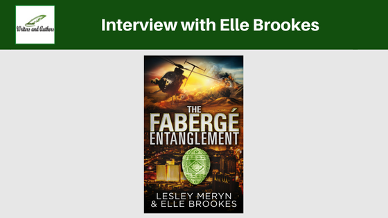 Interview with Elle Brookes @tymslyder @iReadBookTours