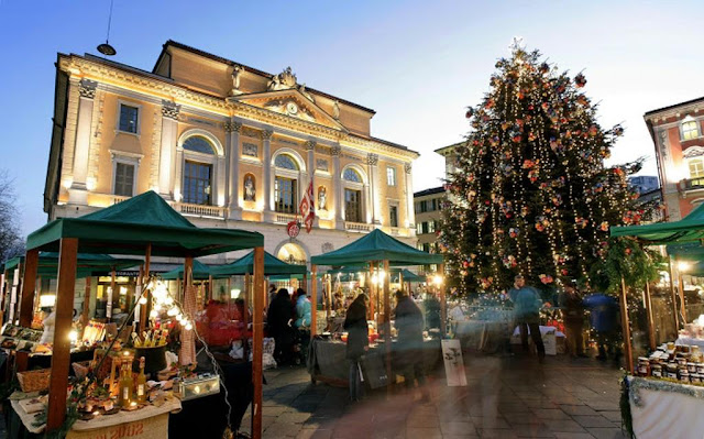 Buongiornolink - Svizzera mercatini di Natale in treno e low cost