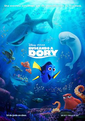 Cartel: Buscando a Dory (2016)