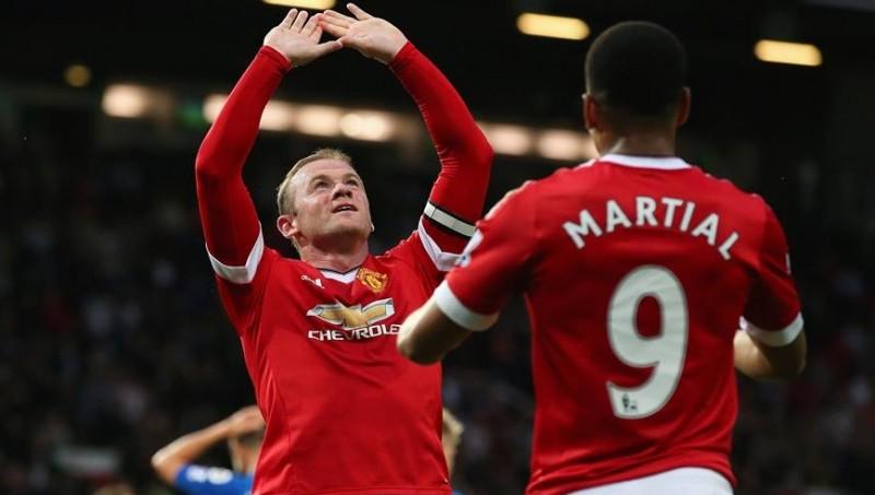 Wayne Rooney yang ditunjuk Mourinho jadi kapten MU