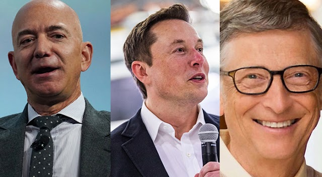 Top 10 Richest people in the world in 2020 According to Bloomberg's Billionaires Index