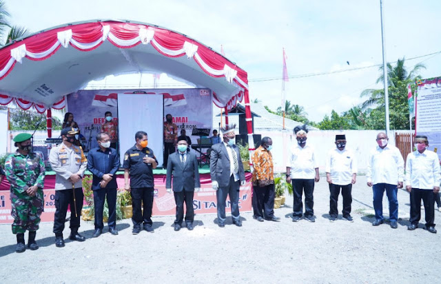 Muhammad Ridwan Rumasukun Ungkap Sanksi Disiplin Berat ke ASN Keerom Terlibat Pilkada