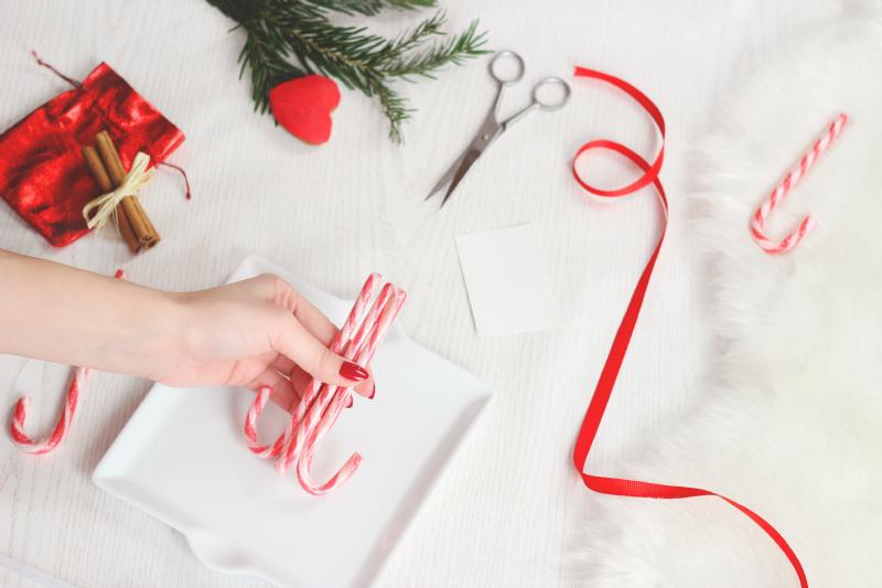 pomysły na ozdoby świąteczne_stroiki świąteczne