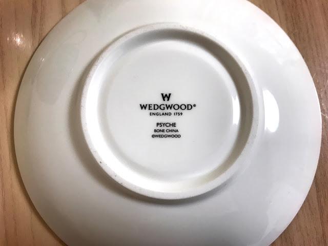 wedgwood ウェッジウッド カップアンドソーサー