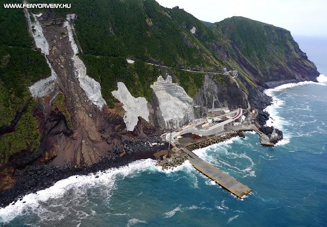Világunk csodái: Volcanic Island /Aogashima-sziget/