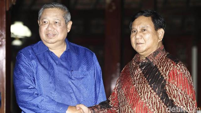 Menanti Kejutan Pertemuan SBY-Prabowo