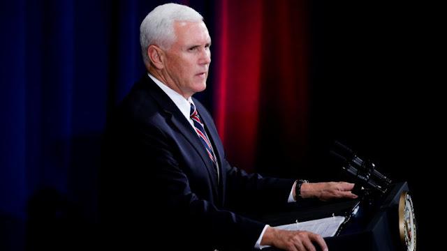 Mike Pence: Ya es hora de establecer la Fuerza Espacial de EE.UU.