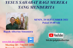 Persekutuan Doa Online 20 Sept 2021