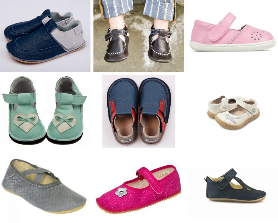 V pavučině  Společenské barefoot boty c649f1a93d