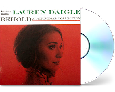 Win Behold Lauren Daigle CD
