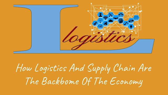 How Logistics is the backbone of Economy