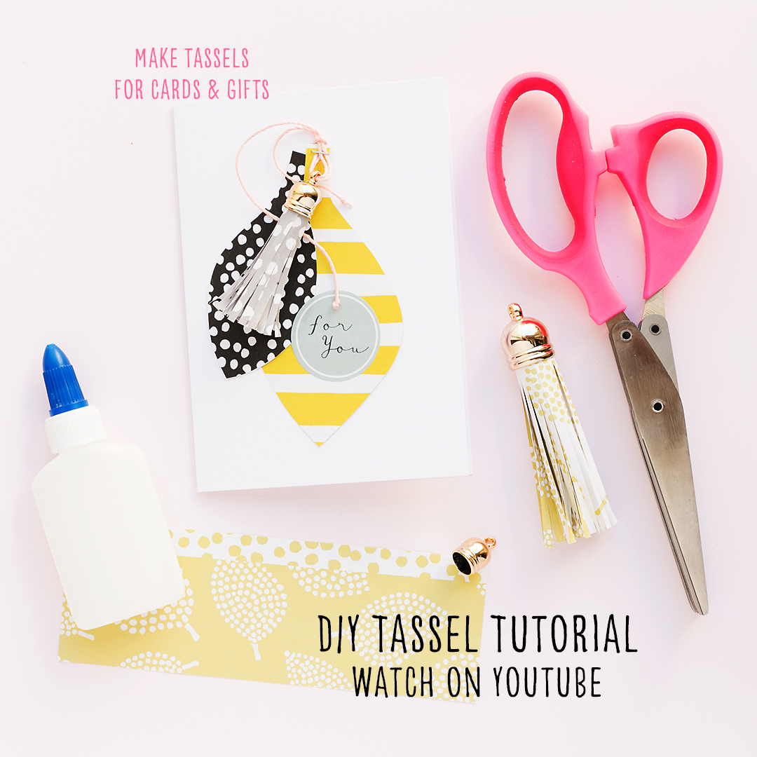 DIY Video Tutorial | Make Pretty Tassels