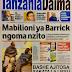 HAYA HAPA MAGAZETI YA LEO JUMANNE FEBRUARI 13,2018 - NDANI NA NJE YA TANZANIA