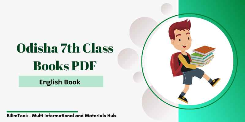 Odisha Class 7th English Book PDF Download 2021