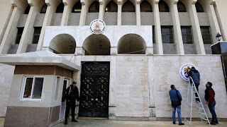 The United Arab Emirates government  has reopened its embassy in the Syrian capital, Damascus.