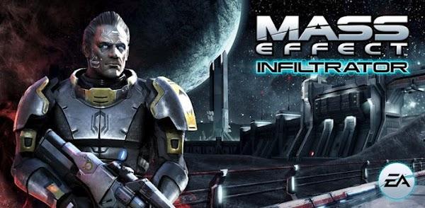 Mass Effect Infiltrator v1.0.58 (Offline)