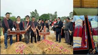 Tewas Kecelakaan, Pasutri Jonggok Simangunsong-Linda Tambunan Dimakamkan