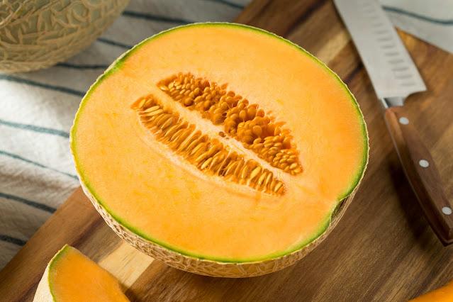 melon fruta