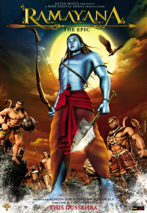 Ramayana: The Epic (2010) ταινιες online seires oipeirates greek subs