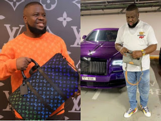 Hushpuppi Allegedly Released From Prison In US