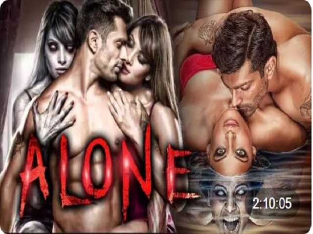 Alone indian movie