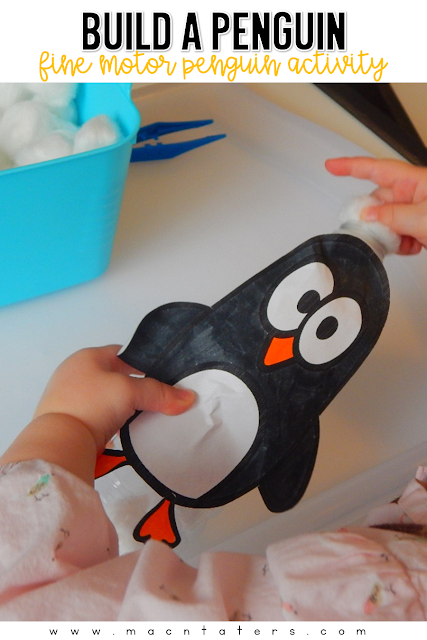 This fine motor activity for kids is a simple activity to help work on those fine motor skills that all toddlers are working on developing. Find out how simple it is to create a fine motor invitation that will provide hours of learning and fun for your toddler.